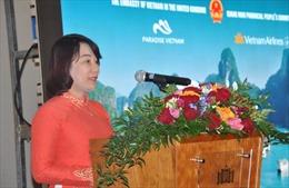 Quảng Ninh đẩy mạnh xúc tiến quảng bá du lịch tại Anh