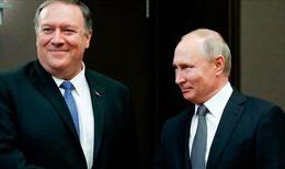 Nga mong muốn 'khôi phục hoàn toàn' quan hệ với Mỹ