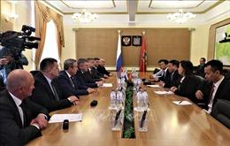 LB Nga và Việt Nam thúc đẩy hợp tác giữa các doanh nghiệp