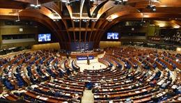 Ủy hội châu Âu khôi phục quyền bỏ phiếu của Nga