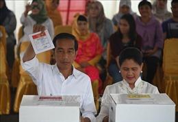Indonesia: Tổng thống Joko Widodo tái đắc cử nhiệm kỳ thứ hai