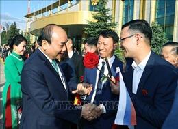 Thủ tướng Chính phủ Nguyễn Xuân Phúc trả lời phỏng vấn hãng thông tấn Nga TASS