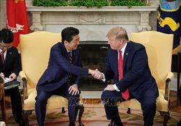 Tổng thống Trump không tập trung vào vấn đề thương mại trong chuyến công du Nhật