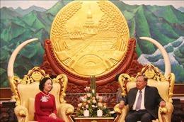 Giữ gìn quan hệ hữu nghị, đoàn kết đặc biệt Lào - Việt Nam