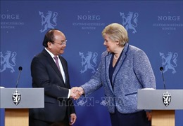 Tuyên bố chung Việt Nam - Na Uy