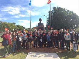 Argentina vinh danh Chủ tịch Hồ Chí Minh nhân kỷ niệm 129 năm ngày sinh của Người