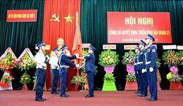 Xây dựng lực lượng Cảnh sát biển Việt Nam đáp ứng yêu cầu nhiệm vụ trong tình hình mới