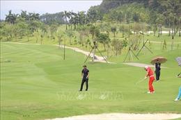 Tháng 7 sẽ diễn ra 3 giải Golf quốc gia nghiệp dư tại Cam Ranh