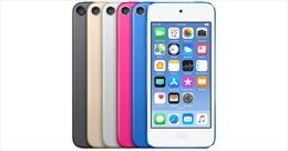 Apple ra mắt máy nghe nhạc iPod Touch thế hệ mới