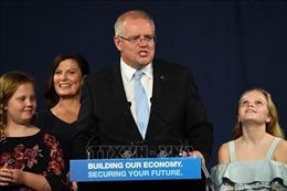 Thủ tướng Australia S.Morrison tuyên thệ nhậm chức nhiệm kỳ mới