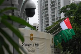 Singapore thắt chặt an ninh bảo vệ Đối thoại Shangri-La