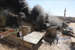 Thổ Nhĩ Kỳ hối thúc thực thi lệnh ngừng bắn tại Idlib, Syria