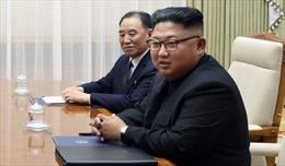 Quan chức đàm phán hạt nhân xuất hiện cùng ông Kim Jong-un giữa tin đồn bị 'trừng phạt'
