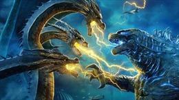 'Chúa tể Godzilla' giành ngôi vương phòng vé Bắc Mỹ