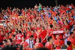 Khuyến cáo an toàn đối với cổ động viên Việt Nam tại King's Cup 2019