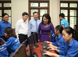 Nâng cao hiểu biết về Chủ tịch Hồ Chí Minh trong thanh, thiếu niên, học sinh