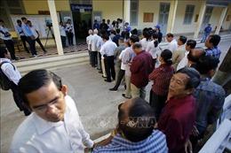 Bầu cử hội đồng địa phương Campuchia: Đảng CPP giành chiến thắng áp đảo