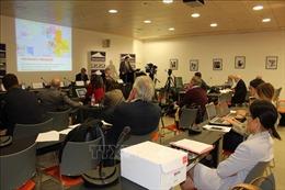 Hội thảo quốc tế về Biển Đông tại Thụy Sĩ