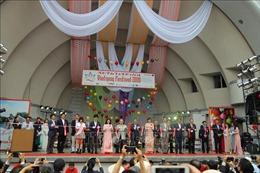Sôi động Lễ hội Việt Nam tại Nhật Bản