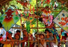 Lưu giữ nghệ thuật chơi diều trên đất cố đô