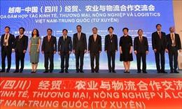 Đẩy mạnh hợp tác kinh tế, thương mại, nông nghiệp và logistics Việt Nam - Trung Quốc