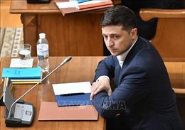 Tân Tổng thống Ukraine muốn giải quyết xung đột tại miền Đông với sự hỗ trợ của Pháp và Đức