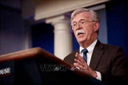 Cố vấn an ninh Mỹ-Israel-Nga họp tại Jerusalem để tháo 'ngòi nổ' Trung Đông