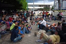 Hạ viện Mỹ thông qua gói tài chính 4,5 tỷ đô giải quyết vấn đề di cư qua biên giới với Mexico