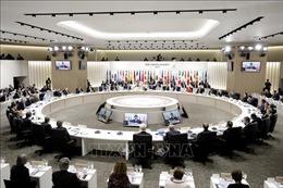 Các nhà lãnh đạo G20 thông qua Tuyên bố chung Osaka về kinh tế số