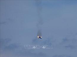 Nguyên nhân sơ bộ hai chiến đấu cơ Eurofighter của Đức đâm nhau