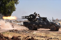Giao tranh từ sáng đến chiều tại Tây Bắc Syria khiến 96 người thiệt mạng