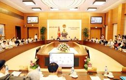 Phân công chuẩn bị phiên họp thứ 35 của Ủy ban Thường vụ Quốc hội