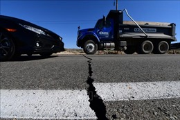 """Lo ngại về nguy cơ xảy ra một trận động lớn """"Big One"""" sau trận động đất tại Nam California"""