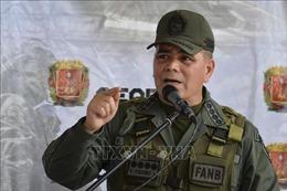 Tống thống Venezuela tuyên bố giữ tại nhiệm Bộ trưởng Quốc phòng Padrino