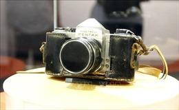 Khai mạc triển lãm chuyên đề 'Câu chuyện từ chiếc máy ảnh'