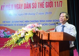 Hà Nội: Tỷ số giới tính khi sinh là 112,8 trẻ trai/100 trẻ gái