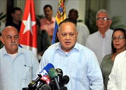 Chủ tịch Quốc hội lập hiến Venezuela bác bỏ khả năng bầu cử sớm