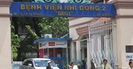 Bé gái 3 tuổi tử vong tại Bệnh viện Nhi đồng 2: Sai đến đâu, xử lý đến đó