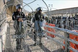 Lầu Năm Góc điều động thêm 2.100 binh sĩ tới biên giới với Mexico