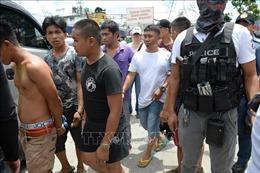 Gần 8.000 cảnh sát Philippines bị xử lý kỷ luật trong cuộc chiến chống ma túy