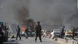 72 người thương vong trong vụ tấn công trụ sở cảnh sát ở Afghanistan