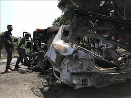 Thương vong tăng trong vụ nổ lớn tại trường đại học ở Afghanistan