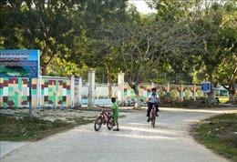 Xã đảo Sơn Hải phát triển kinh tế - xã hội gắn với xây dựng nông thôn mới
