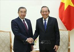 Phó Thủ tướng Trương Hòa Bình: Tăng cường quan hệ Đối tác chiến lược sâu rộng Việt Nam - Nhật Bản