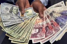 Đồng bảng Anh giảm xuống mức thấp nhất kể từ tháng 3/2017