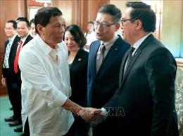 Đoàn đại biểu Đảng ta thăm chính thức Philippines