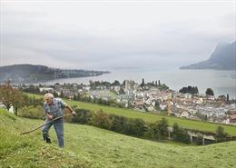 Thụy Sĩ đi đầu xu thế 'tái chế xanh'