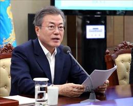 Tổng thống Hàn Quốc lạc quan sớm khôi phục trao đổi kinh tế với Triều Tiên