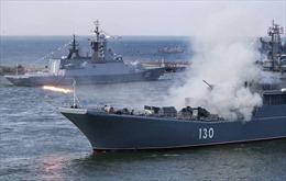Nga tuyên bố kết thúc hoạt động tập trận ở khu vực phía Tây