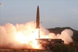 Tình báo Hàn Quốc nhận định Triều Tiên có thể tiếp tục phóng tên lửa trong tháng 8